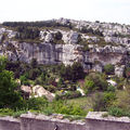 Les <b>Baux</b> de <b>Provence</b> (25 avril)