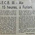 11 - marchioni paul – n°869 - 1976/1977 - n°1 - diii