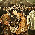 <b>El</b> <b>Greco</b>, Cervantès, Garcilaso