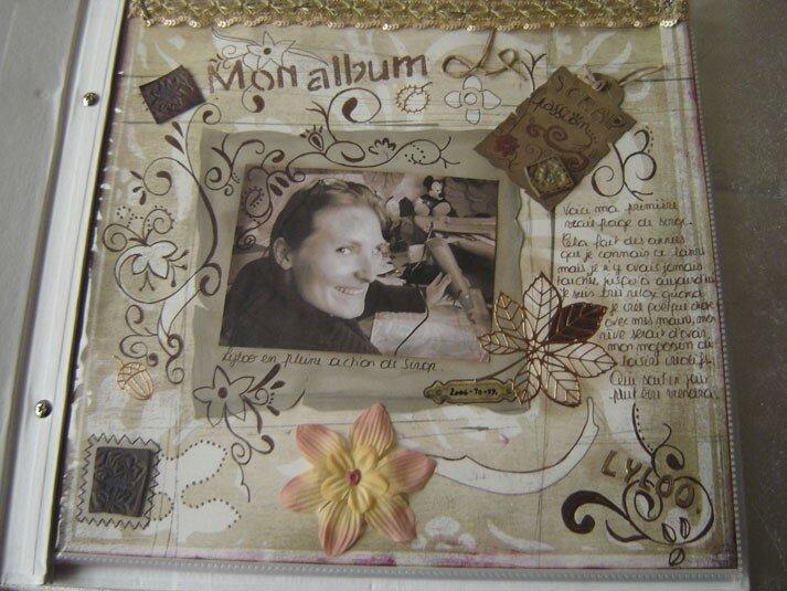 Mon album de Scrap