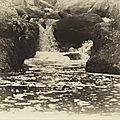 Ruisseaux avec cascades ....