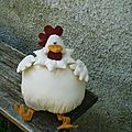 Grosse poule