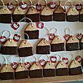 Biscuiots sachets de thé 076