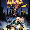 DC Rebirth : Batgirl and the <b>Birds</b> <b>of</b> <b>Prey</b>
