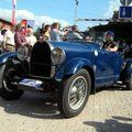 Bugatti T49 GS de 1930 (Festival Centenaire Bugatti)