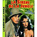 La sirene de la jungle
