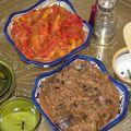 salades marocaines