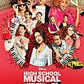 La deuxième saison de « High School <b>Musical</b> : La <b>Comédie</b> <b>Musicale</b> : La Série » se dévoile !