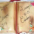 Souvenir du banquet littéraire de lieuran-cabrières