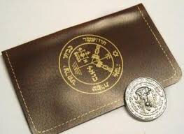 le portefeuille magique d'égypte du marabout chacha