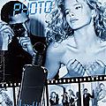 1991, Laurence Va & Cameron pour Lagerfeld