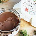 La véritable pâte à tartiner noisettes - chocolat au lait de bovetti {test produit}