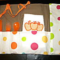 kit picnic orange