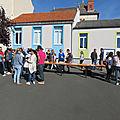 100 ans de l'école St Joseph de Mauves sur Loire