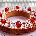 Gâteau 3 frères {un gâteau sans gluten de la fin du 19ème siècle}
