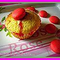 Muffin citron/fraise