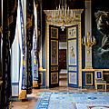 Deux salons restaurés à l'<b>Hôtel</b> de Beauharnais à Paris
