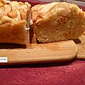 Gâteau aux poires et au <b>vin</b> blanc