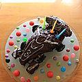 gâteau 3 ans de Jojo
