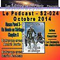 24e émission de la série 2 du Podcast des Éditions de L'À Venir