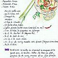 Recette du dimanche #1 la meilleure soupe crevette/coco du monde...