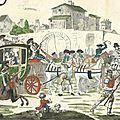 22 juin 1791, la ferté-bernard sur le pied-de-guerre !
