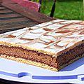 Napolitain chocolat caramel