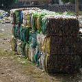 Compactage des ordures!