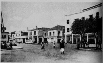 2 Oujda 1930 place de France