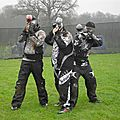 The Force Paintball Team