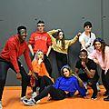 Championnat d'académie de hip hop 21 mars 2018 à lormont