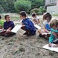 Le Moulin Saint Claude illustré par les Enfants