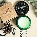 ▼▲ the green balm ▼▲ natural beauty ▼▲ moa
