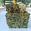 Cake aux courgettes et basilic, très light (sans farine)