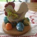 Déco printemps 2008 poulettes 033