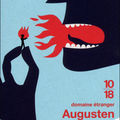 Un loup à ma table (a wolf at the table) - augusten burroughs