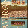 Aviron 96 (1996) - dominique roudy