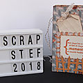 LE SCRAP DE STEF et STAMPIN'UP!