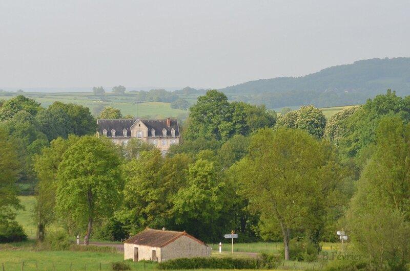 21500 Senailly - Le château