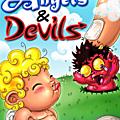 <b>Angels</b> <b>And</b> <b>Devils</b> : empêche les petits diablotins de nuire dans ce jeu de réflexion rigolo !
