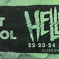Hellfest: le 13 vous porte chance?/ is 13 your lucky number? -ce vendredi 13: ouverture billetterie/friday 13th: get your ticket