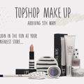 Make up <b>Topshop</b>
