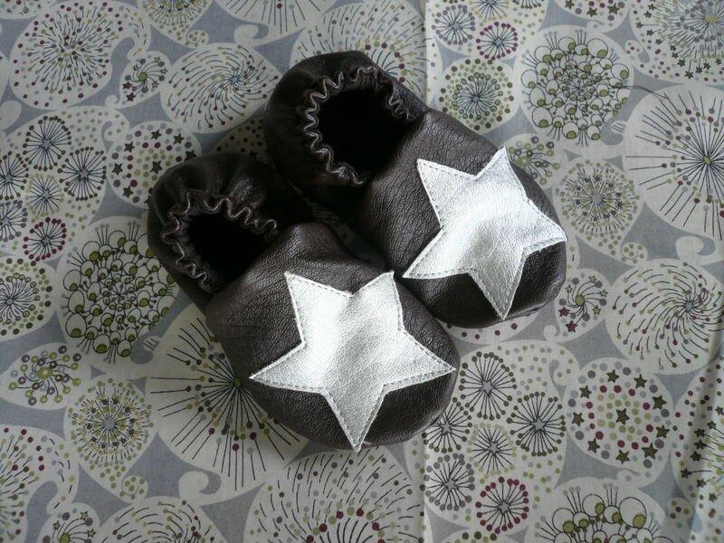 étoiles argentées