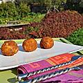 Arancinis au chocolat et marsala : un air de street food sicilien