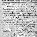 Rathier Duvergé Charles Frédéric & Gigot_mariage 5.7.1820