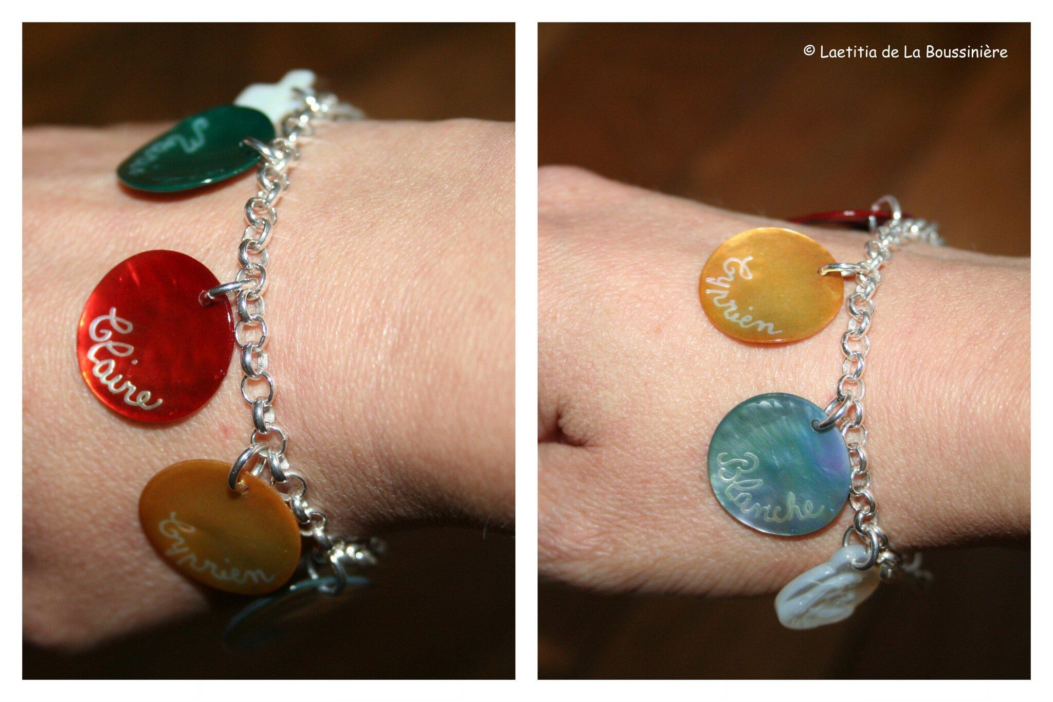 Le bracelet d'Isabelle