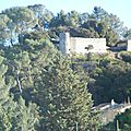 Le château de peypin