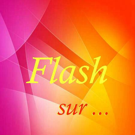 flash sur ...