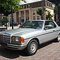 <b>MERCEDES</b> 280 CE W123 coupé