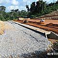 Autoroute Yaoundé-Douala (phase 1): les travaux s'exécutent entre le PK 00 et le PK 40